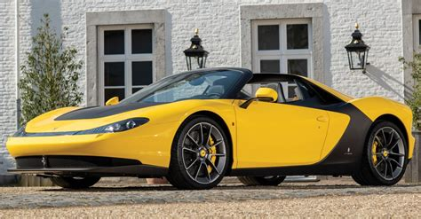 first ferrari first bespoke ferrari sergio seeks yet another new owner