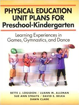 physical education unit plans for preschool kindergarten 372 | 512DT1VTSSL. SX258 BO1,204,203,200