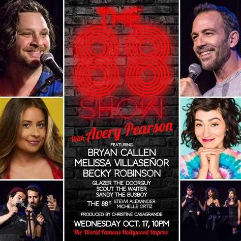 bryan callen kansas city the 88 show with avery pearson ft snl s melissa