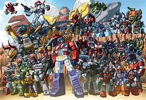 Transformers G1 Autobots | Transformers Generation 1 ...