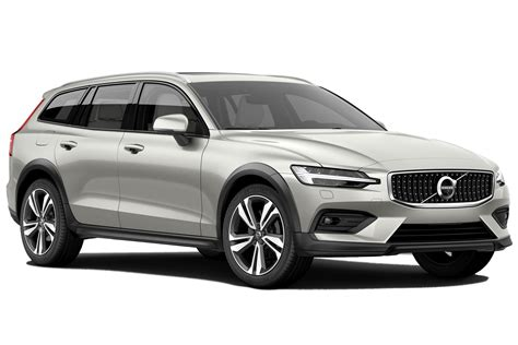volvo  cross country estate  review carbuyer