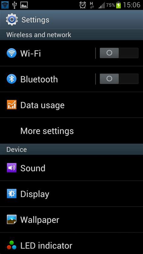 samsung galaxy  setup portable wifi hotspot  change