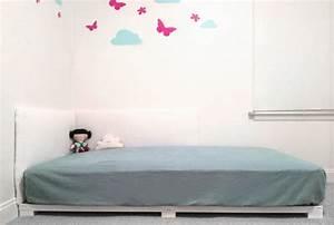 Minimalist Montessori Toddler Bed « miss minimalist
