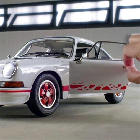 Porsche Model Cars by Build Model Porsche 911 1 8 Scale Modelspace