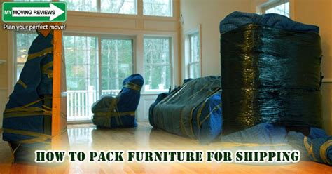 pack furniture  shipping
