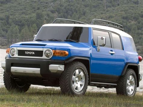 Toyota Fj Cruiser Mpg by 2007 Toyota Fj Cruiser Suv Specifications Pictures Prices