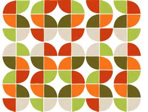 Orange And White Carpet by Graphic Design Full Of Life