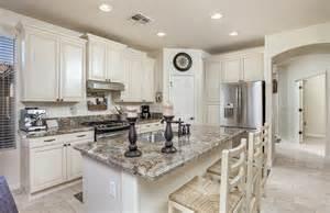 white kitchen island with granite top antique white kitchen cabinets design photos designing