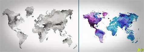 canape noir la carte du monde une idée déco pour voyager depuis