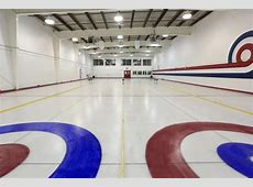 Curling Rink & Dry Pad CRCA Chestermere Regional