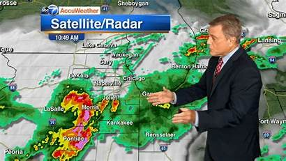 Weather Chicago Forecast Snow Abc7 Accuweather Expected