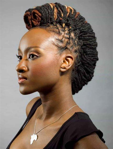 Short natural hairstyles for black women 2018 Womenstyle com