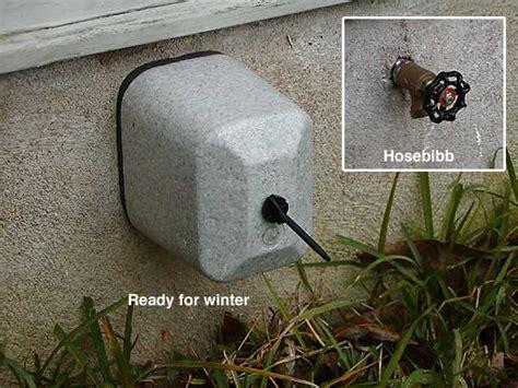 outdoor faucet protector extends  outdoor shower sauna