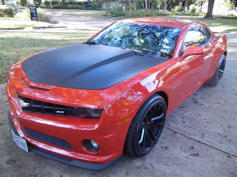 F/s 2013 Camaro 2ss 1le Victory Red