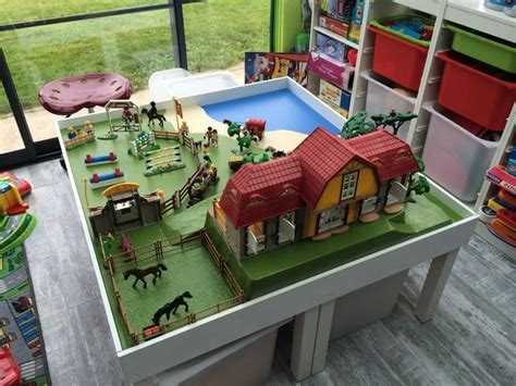 Kinderzimmer Junge Playmobil by Playmobil Tables Search Salle De Jeux