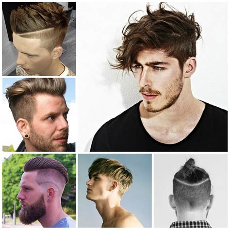 2016 Men?s Mid Length Undercut Hairstyles   Men's