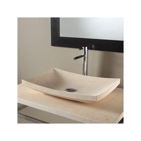 vasque salle de bain rectangulaire vasques en beige