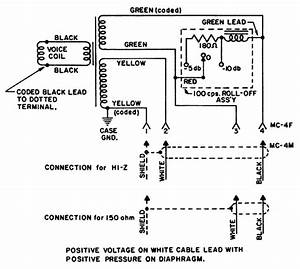 Electro Voice 676 Mc4m To 3 Pin Xlr Wiring Question