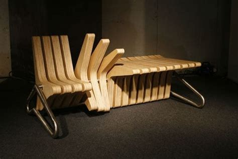 Coffee Bench by Beyond Standards Coffee Bench Ippinka