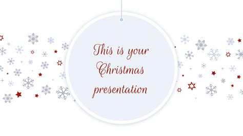 christmas templates freebies christmas 2017 free powerpoint template google slides