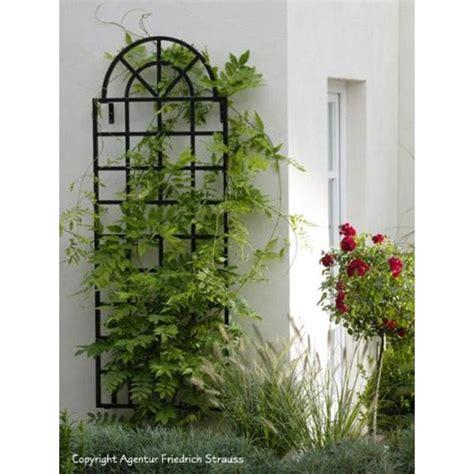 Arch Top Wall Trellis  Orangerie  Garden Artisans, Llc