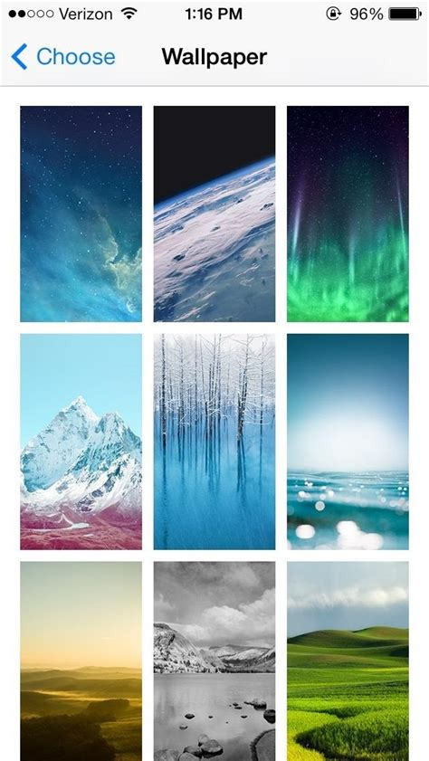 look the new ringtones dynamic wallpapers in ios