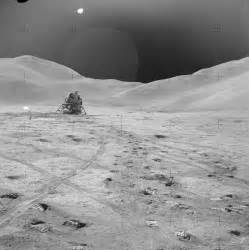 Moon Lunar Surface