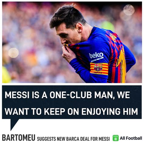 Weekly Quotes: Messi to be Barca's one-club man; De Jong ...