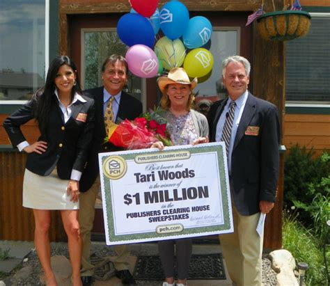 Is the Publishers Clearing House Sweepstakes Patrol for Real