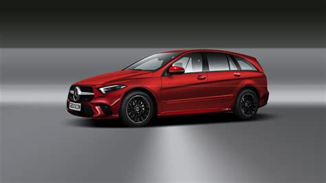 Mercedes Class by Does The World Need A New Mercedes R Class Carscoops