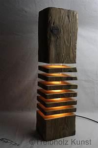 Einmalige Treibholz Lampen  U2013  Treibholz