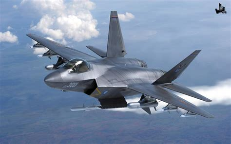 cgi of j 31 f 60 fifth generation stealth fighter