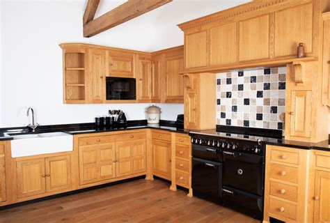 Timber Cupboards by Black Aga Timber Cupboards Kitchen Living Room Ideas