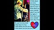 I Think About You Lyrics Full Song - YouTube