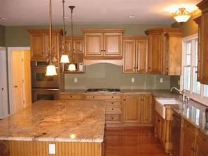 Cherry Wood Kitchen Design Ideas