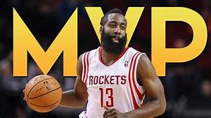 NBA Mix - MVP James Harden (Man of the Year) - YouTube