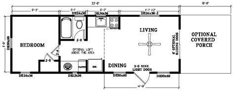 Home Design 400 Square Feet : 400 Sq. Ft. Oak Log Cabin On Wheels