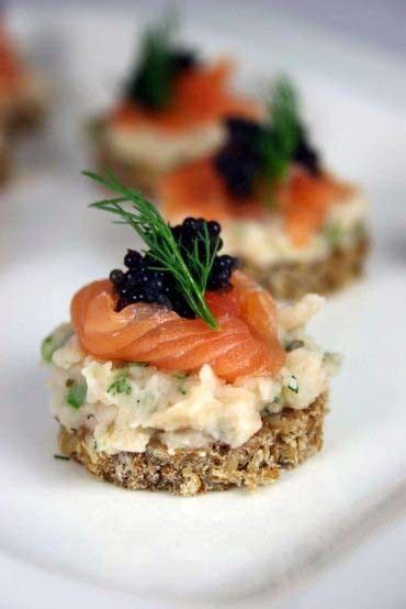 beautiful canapes recipes 17 best images about creative dinner ideas on