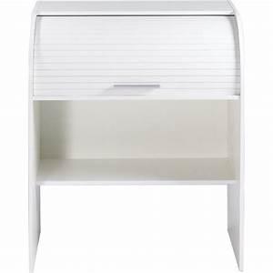 Bureau Enfant Blanc : bureau enfant blanc cylindre simmob ~ Teatrodelosmanantiales.com Idées de Décoration