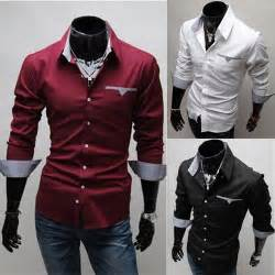 designer shirts mens wear and wear on
