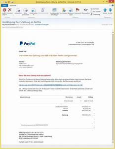 Paypal Zahlung Nicht Möglich : best tigung ihrer zahlung an netflix von paypal deutschland jfxl axqu vorsicht ~ Eleganceandgraceweddings.com Haus und Dekorationen
