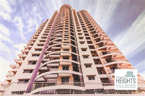 Siliconia Apartment Mangalore Address by Bhandary Heights Luxury Apartments In Mangalore