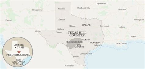 texas hill country wine country  top attractions