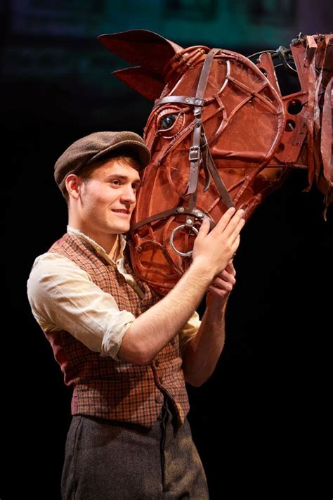 horse war joey thomas dennis theatre albert national lowry still stage touching empire theartsdesk years these horses liverpool script tour