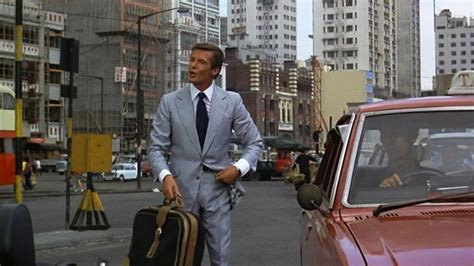 roger moore die another day when roger moore played james bond in hong kong filming