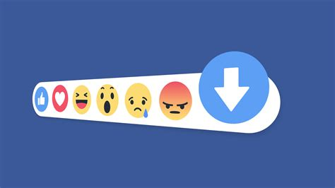 Facebook confirms test of a downvote button for flagging ...