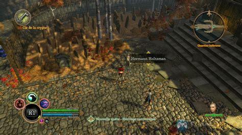 influence dungeon siege 3 17 héritage controversé soluce dungeon siege iii