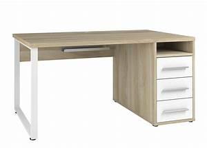 Schreibtisch Eiche Weiß : set plus 1675 6 schreibtisch trendm bel ~ Michelbontemps.com Haus und Dekorationen