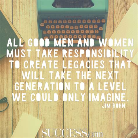 quotes  leaving  legacy success