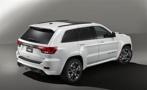 agamemnon jeep grand cherokee srt limited edition ve